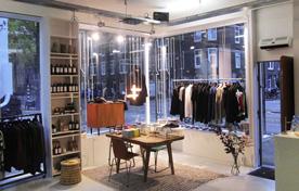 CP shop Tsaar Peterstraat