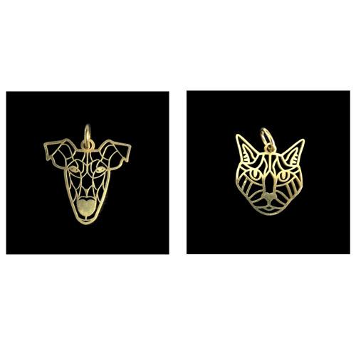 custom designed pendants by Rijkje jewelry